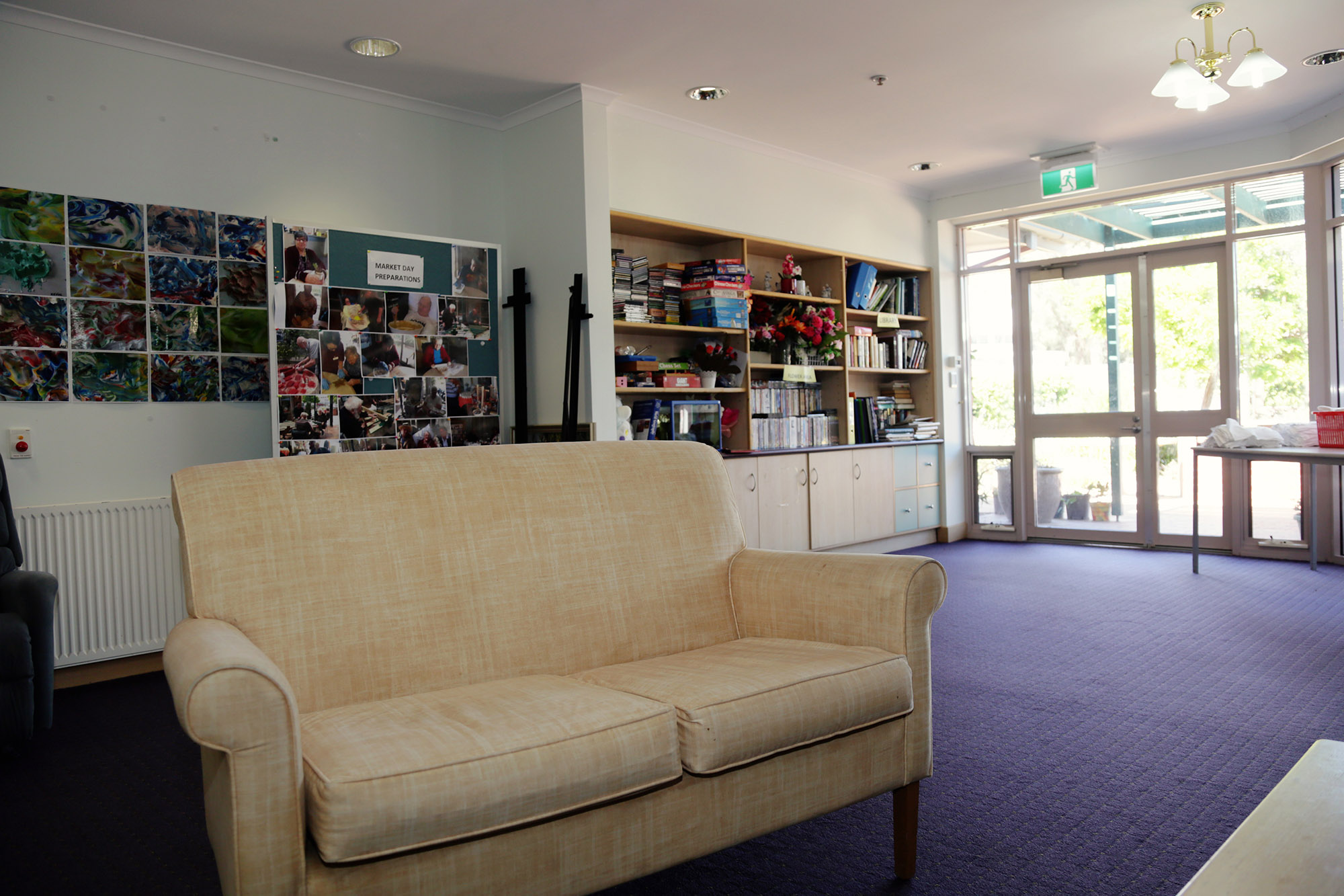 Our Services Macpherson Smith Residential Care Communal Area