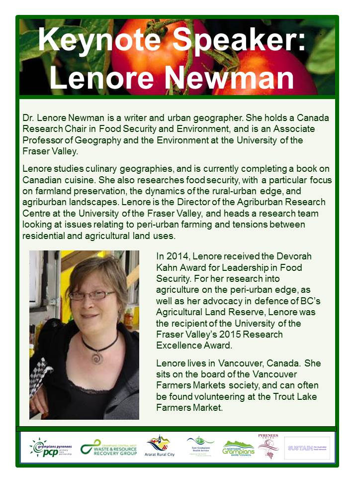 Lenore Newman