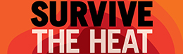Survive the Heat Banner