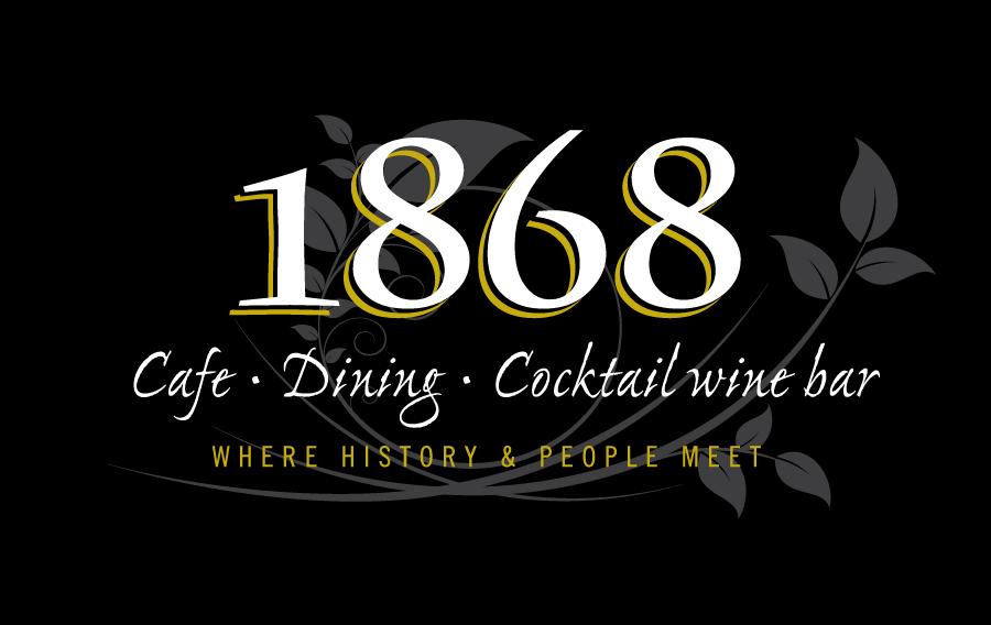 1868 logo