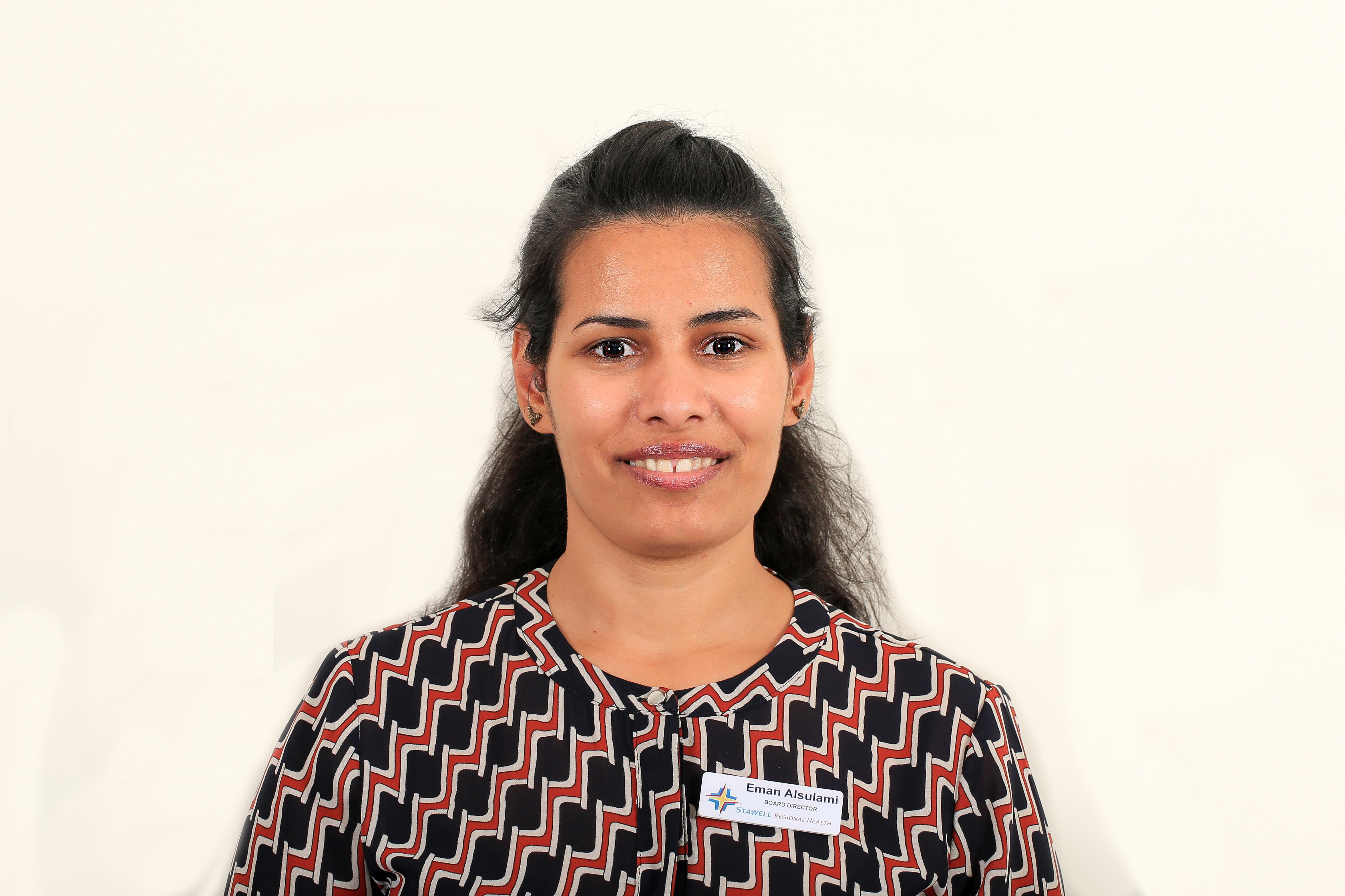 photo of director Eman Alsulami